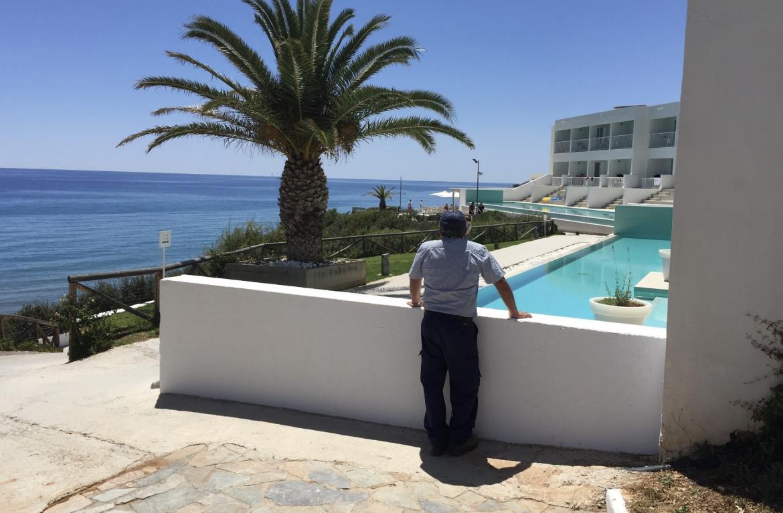 Kreta med barn